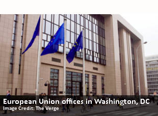 European Union offices in Washington, DC