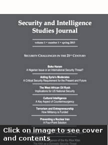 Security and Intelligence Studies Journal