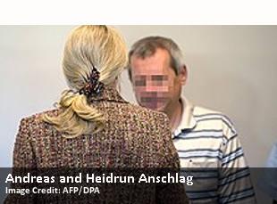 Andreas and Heidrun Anschlag