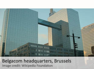 Belgacom headquarters
