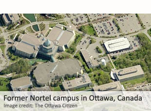 Former Nortel campus
