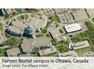 Former Nortel campus