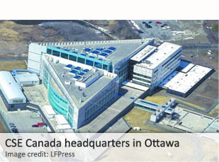 Communications Security Establishment Canada