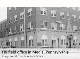 FBI field office in Media, Pa