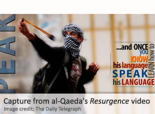 Capture from al-Qaeda's Resurgence video