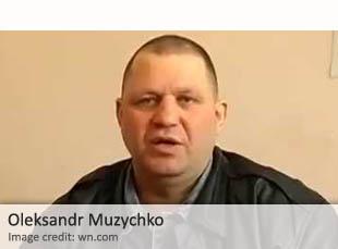 Oleksandr Muzychko