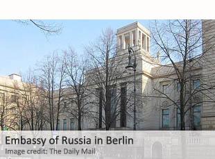 Embassy of Russia in Berlin