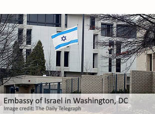 Embassy of Israel in Washington, DC
