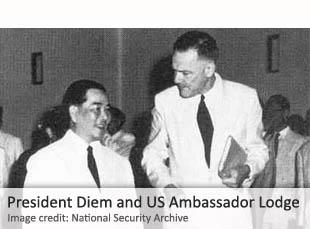 Diem and Lodge