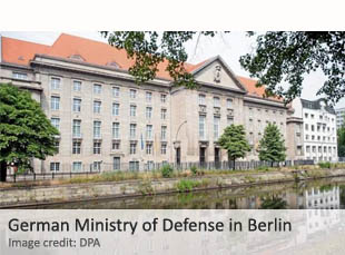 Germany's Federal Ministry of Defense