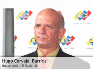 Hugo Carvajal Barrios