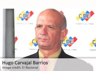 Hugo Carvajal Barrios