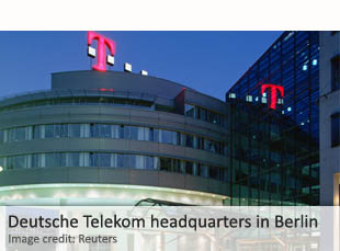 Deutsche Telekom headquarters in Berlin