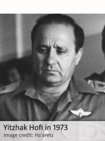 Yitzhak Hofi