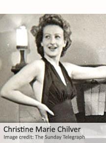 Christine Marie Chilver
