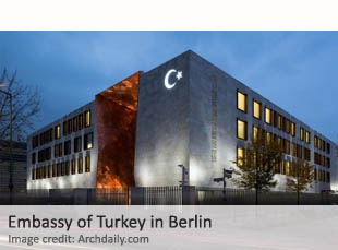 Embassy of Turkey in Berlin