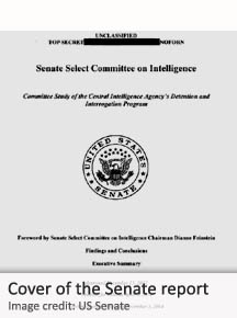 Cover of the Senate report