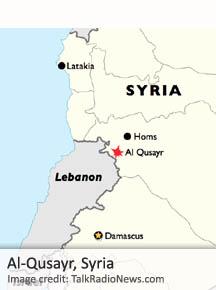 Al-Qusayr, Syria