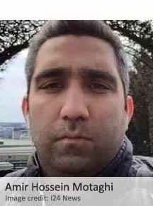 Amir Hossein Motaghi