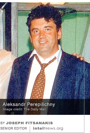 Aleksandr Perepilichny