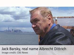 Jack Barsky, real name Albrecht Dittrich