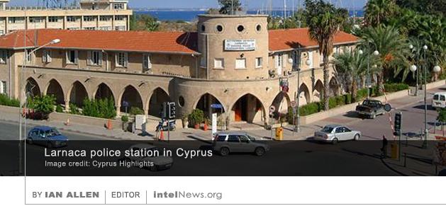 Larnaca police station