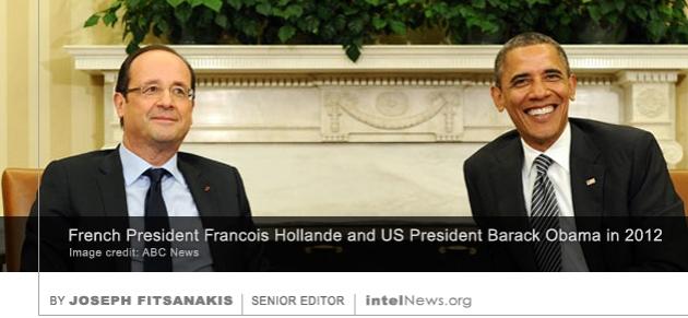 France Hollande Obama