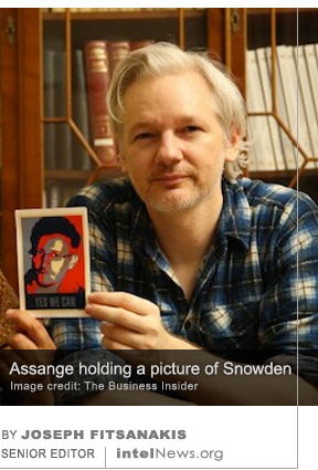 Assange and Snowden