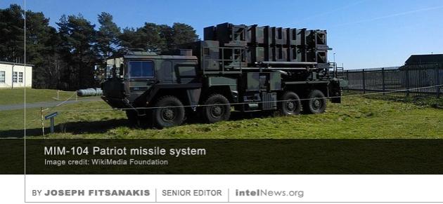 MIM-104 Patriot missile system