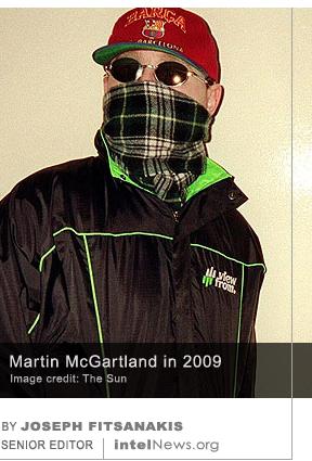 Martin McGartland