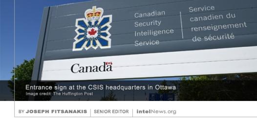CSIS canada