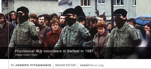 Resultado de imagen para Fotos de Ejército Provisional Republicano Irlandés (IRA)