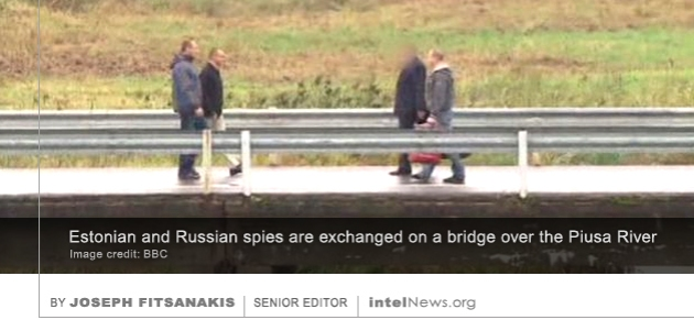 Estonia Russia spy-swap