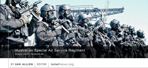 Australian Special Air Service Regiment