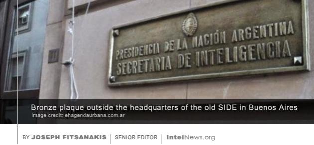 SIDE Argentina