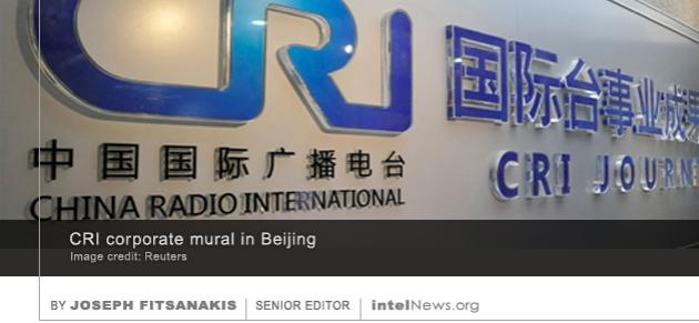 CRI China