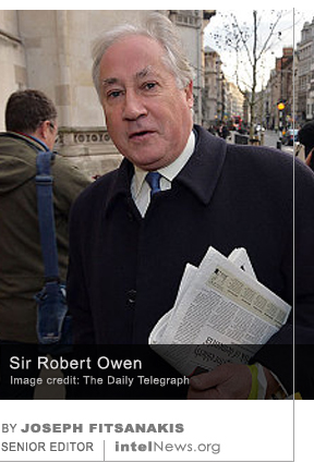 Sir Robert Owen