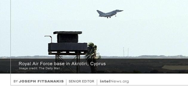 RAF base Cyprus