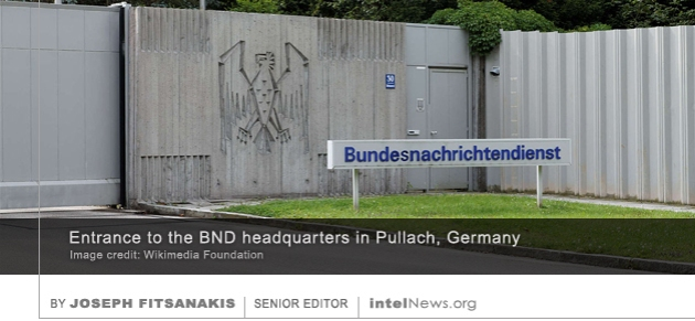 BND Germany