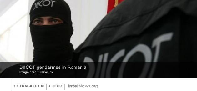 DIICOT RomaniaDIICOT Romania