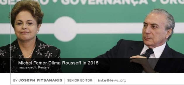 Temer Rousseff