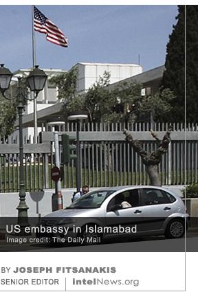 US embassy Islamabad Pakistan