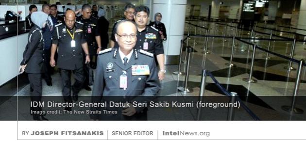 Datuk Seri Sakib Kusmi