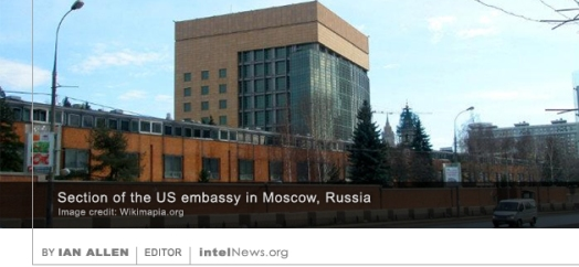 US embassy in Russia