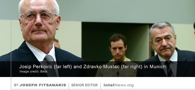 Josip Perkovic Zdravko Mustac