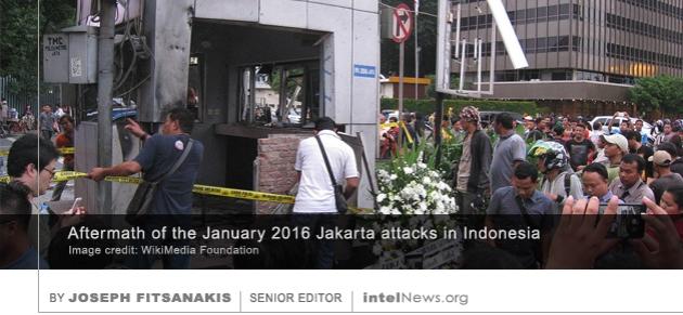 2016 Jakarta attacks