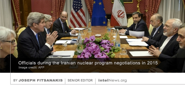 Iran nuclear negotiations
