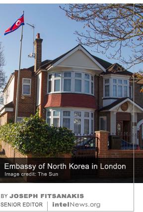 DPRK Embassy in London
