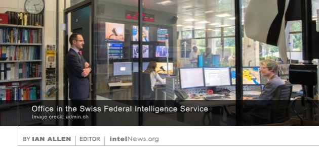 Federal Intelligence Service Switzerland