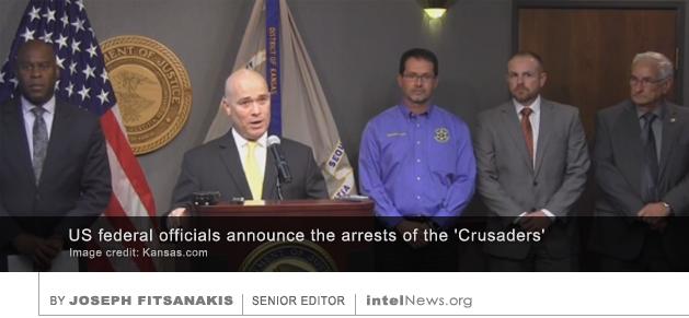 Federal arrests